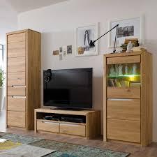 Wohnzimmer Massivholz Wohnzimmer Anbauwand Modern Home Design Ideas