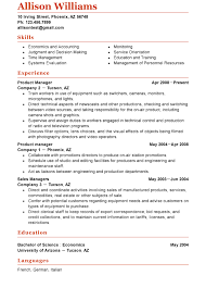 functional resume template this image presents the functional resume template do you