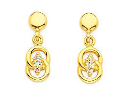 gold earrings for marriage pandora caro 74 ashi diadori view brand name jewelry and