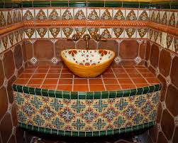 mexican tile bathroom designs 92 best mexican tile faq images on mexican tiles inside