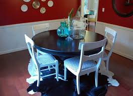 area rug under dining table size creative rugs decoration