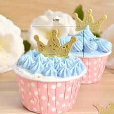 online get cheap cupcake wrapper crown gold aliexpress com