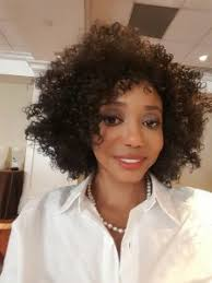 long curly hair style for lawyer natural hair in the workplace my story devacurl blog