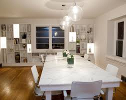 lamp dining table awesome pendant lighting over room ceiling light