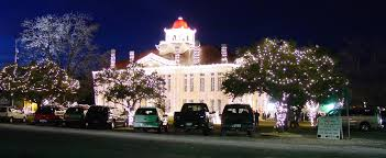 johnson city christmas lights christmas lights in central texas