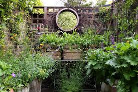 Small Walled Garden Ideas Small Garden Ideas Small Garden Design House Garden