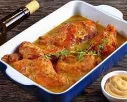 lapin cuisine marmiton recette lapin à la moutarde aromatisé au vin blanc