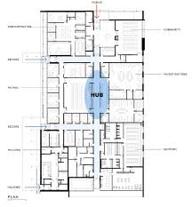 Police Station Floor Plan Houston Police Department South Gessner Division Houston Police