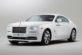 rolls royce door distinguish yourself with an all white rolls royce wraith