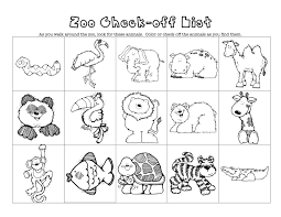 coloring print zoo animal printables fresh collection gallery