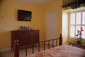 Schlafzimmer Orange Schlafzimmer 2 Cabana Villa Bella Rosa