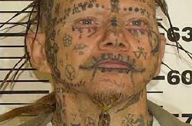 tattoo covered offender captured in washington dc aol news