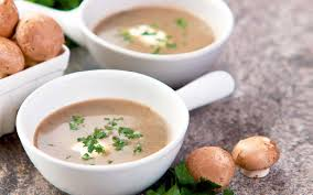 classic mushroom soup recipe food to love