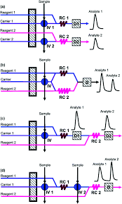 recent advances in flow injection analysis analyst rsc