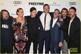 brie larson returns to tiff with new movie u0027free fire u0027 photo