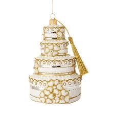 wedding cake ornament beauti