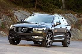 the new volvo xc60 2018 2019 is the younger brother of the volvo
