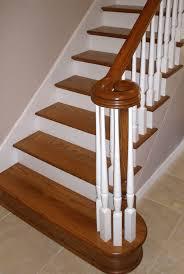 elegantly beautiful bamboo stair treads latest door u0026 stair design