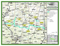 Illinois Interstate Map by Ameren Three Rivers Project Sever Storey Llp