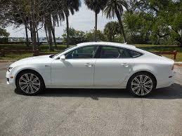 audi a7 for sale in florida motor cars of jupiter 2014 audi a7 4dr hatchback quattro 3 0