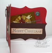christmas gift card boxes reindeer gift card holder chic n scratch