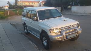 mitsubishi pajero 1998 suv 2 8l diesel manual for sale nicosia