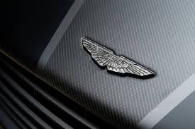 logo aston martin aston martin vanquish u0027one of seven u0027 is a carbon beauty