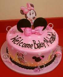 minnie mouse baby shower ideas minnie mouse baby shower cake decorations baby shower ideas