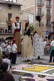 enramades u2013 u201esag u0027s mit blumen u201c oder fronleichnam auf katalanisch