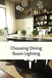 Home Lighting Design Rules Decorating Rules For Lighting The Dining Room Laurie Jones Home