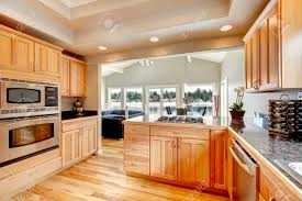 kitchen cabinets with light floor wood kitchen with light color cabinets hardwood floor wihte