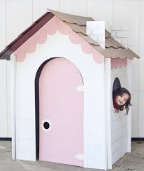 cabane fille chambre diy une cabane pour enfant fille en blanc et une suggestion