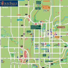 Image Maps Maps Visit Sioux Falls