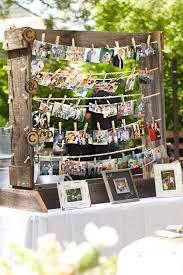 themed wedding decor 26 creative diy photo display wedding decor ideas tulle