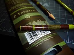 paper mate earth write pencils kid sketches carolina pad sasquatch earth friendly pencils review according to their label these pencils contain recycled materials and were made in taiwan the card stock tube packaging with closing folds on both ends