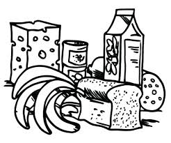 healthy food coloring pages preschool healthy food coloring page healthy coloring pages healthy food