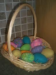 felt easter eggs felt easter eggs wee folk