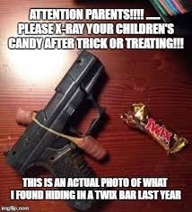 Trick Or Treat Meme - please check the candy imgflip