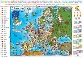 Map Of The European Union by The End Of Europe U2013 Andrew Hill U2013 Medium