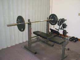 choosing a weight bench for home gyms mikey u0027s fitness
