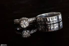 duck band wedding rings duck band wedding ring with wedding date for us that are