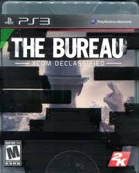 the bureau ps3 review the bureau xcom declassified 2013 playstation 3 box cover