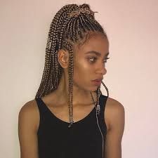 looking for black hair braid styles for grey hair slay tïll your haïr turns gray follow pinterest naturalvon for