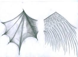 angel devil wings tattoo eemagazine com