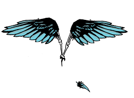 winged foot tattoo free download clip art free clip art on