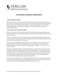 Sample Cover Sheet by Finance Internship Cover Letter Sample Judicial Clerkship Cover