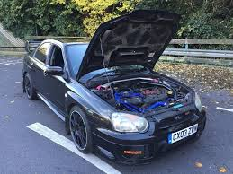 modified subaru wrx 2003 subaru impreza blobeye wrx sti extras 300 bhp modified hks