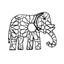 Coloriages Des Elephants Elephant Elephant Imprimer Coloriage Des