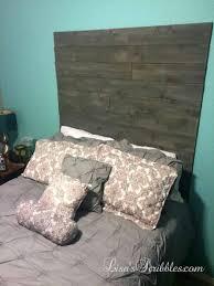 Bedroom Room Decor Ideas Diy by Copycat Custom Cedar Headboard Hometalk