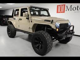 sand jeep for sale 2016 jeep wrangler unlimited sport for sale in tempe az stock